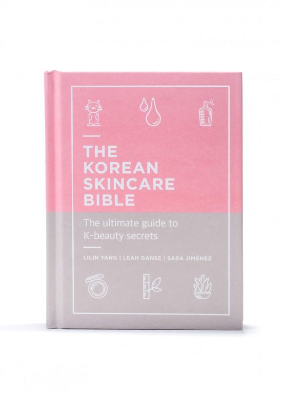 """Libro: """"THE KOREAN SKINCARE BIBLE"""" (Versión en inglés)"""