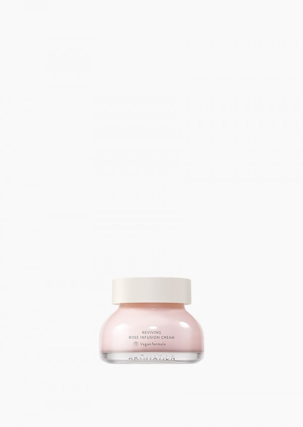 Reviving rose infusion cream