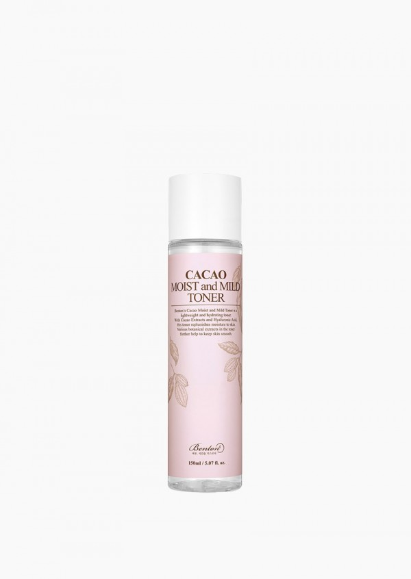 CACAO MOIST AND MILD TONER
