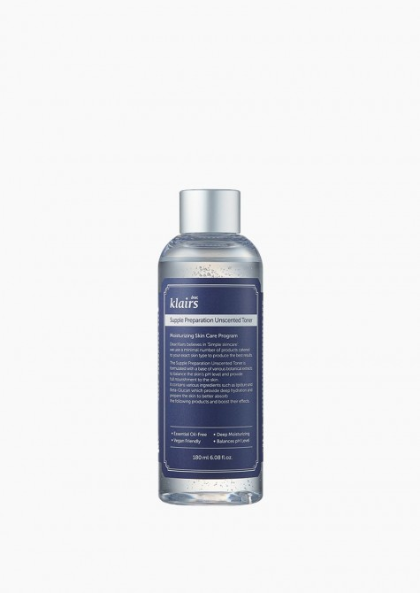 SUPPLE PREPARATION UNSCENTED FACIAL TONER