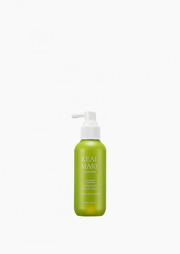Real Mary Energizing Scalp Spray