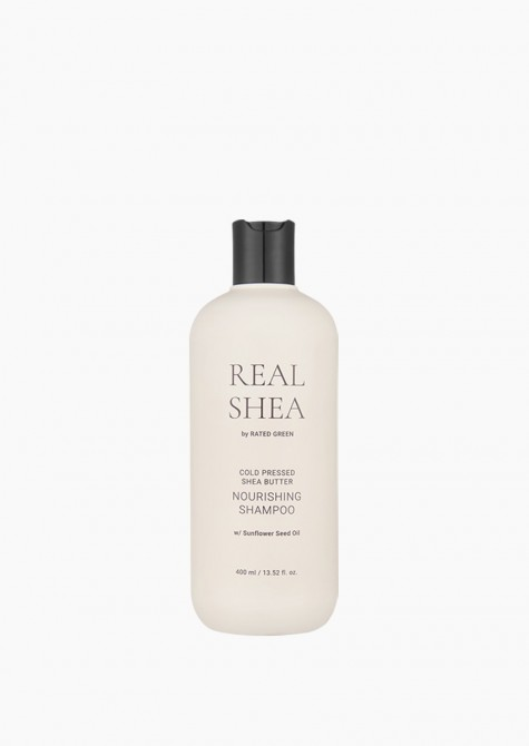 Real Shea Butter Nourishing Shampoo