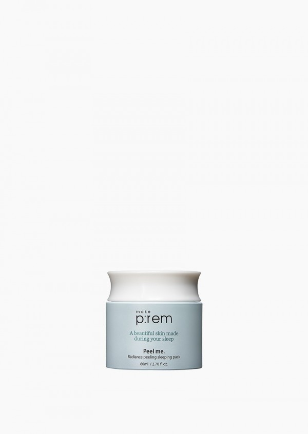 Peel me radiance peeling sleeping pack