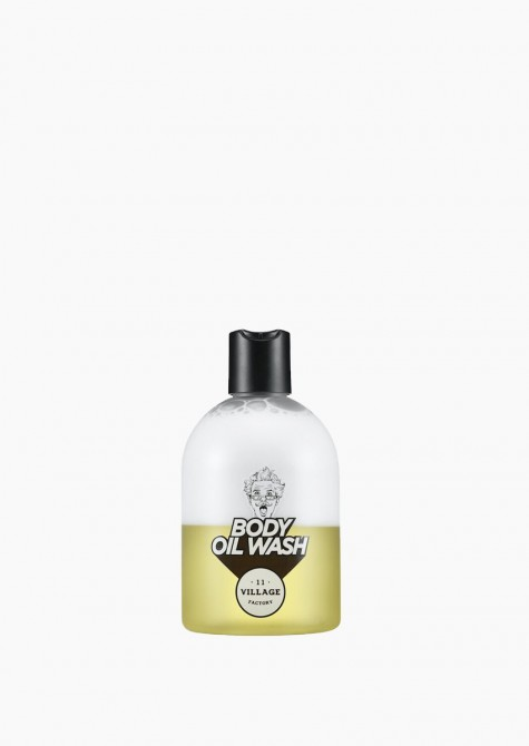 11 VILLAGE RELAX DY BODY OIL WASH