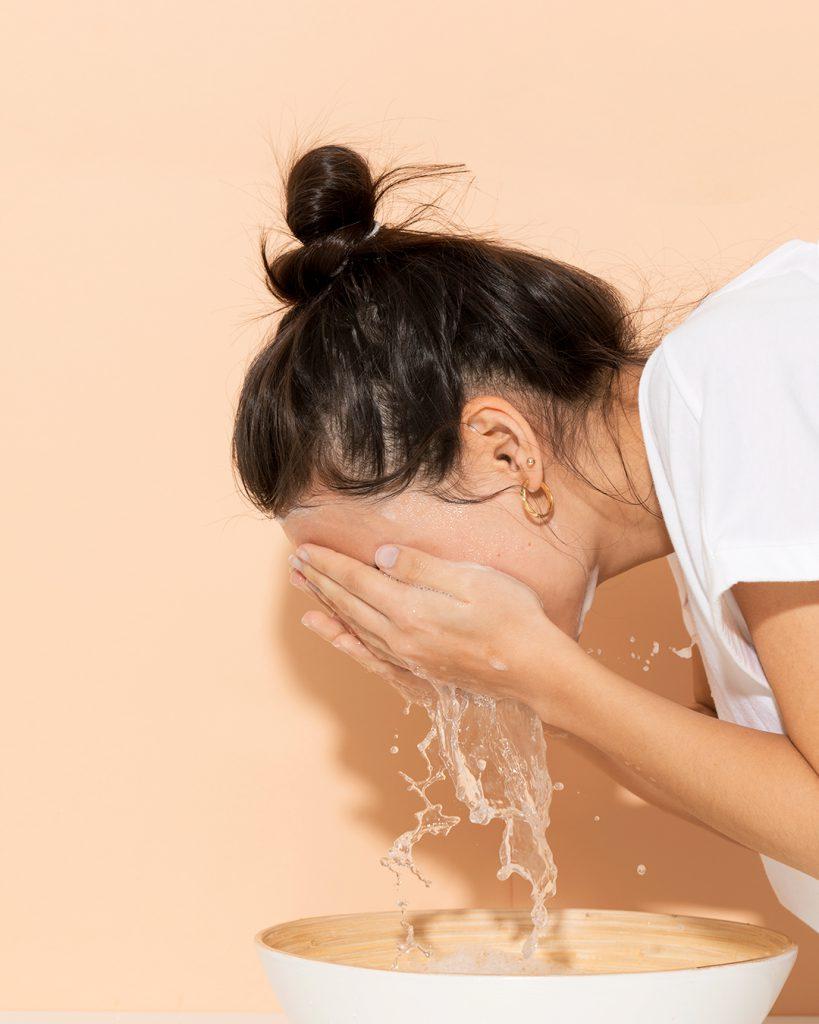 limpieza pieles maduras